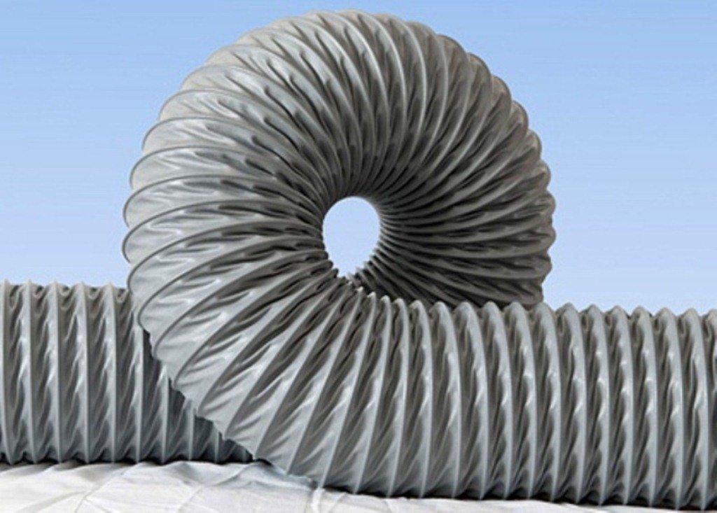 Воздуховод химстойкий фторопластовый +150°C