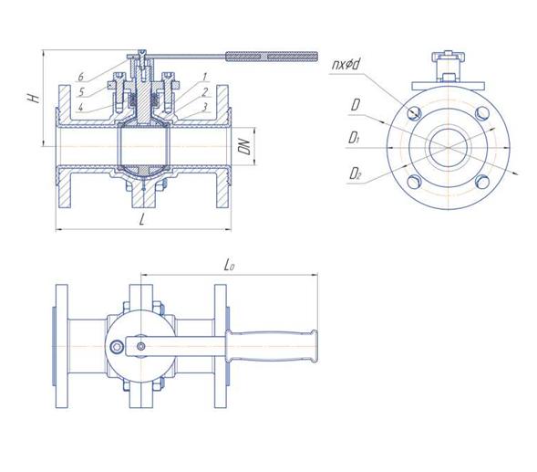 КШХ Тип Л-1